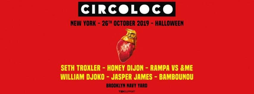 Circoloco NYC | Halloween