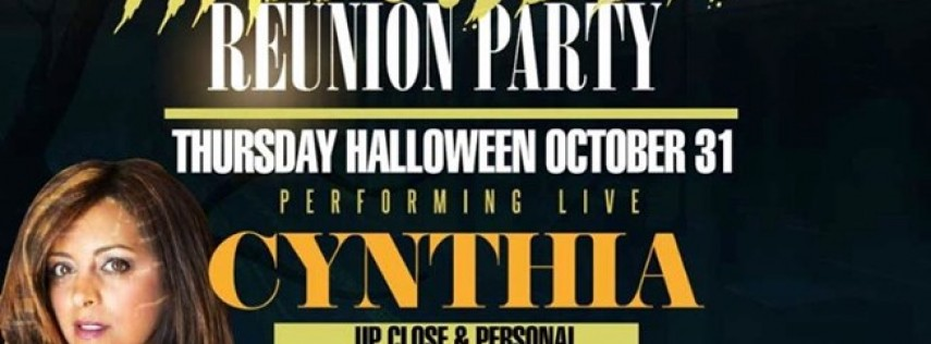 Halloween Reunion Party - OCT 31st
