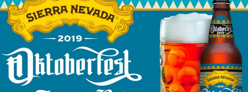 Annual Sierra Nevada Oktoberfest 2019
