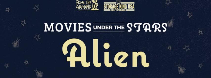 Movie Under the Stars: Alien
