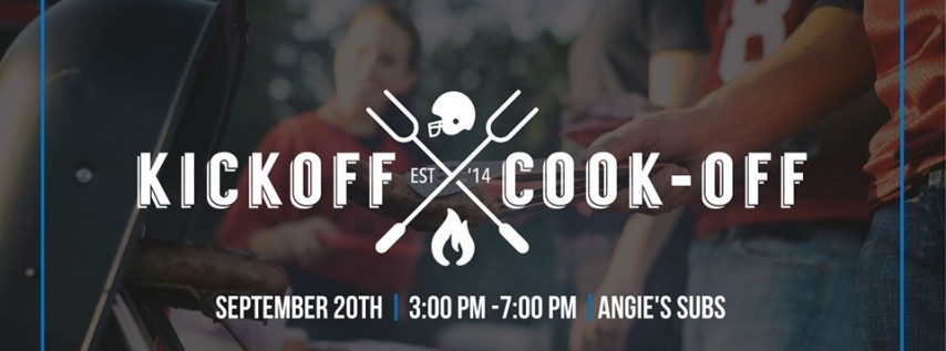 Kickoff Cook-Off 2019