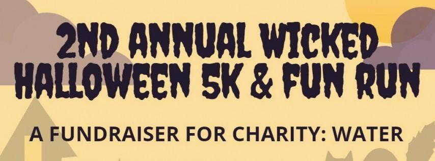 Wicked Halloween 5k & Fun Run