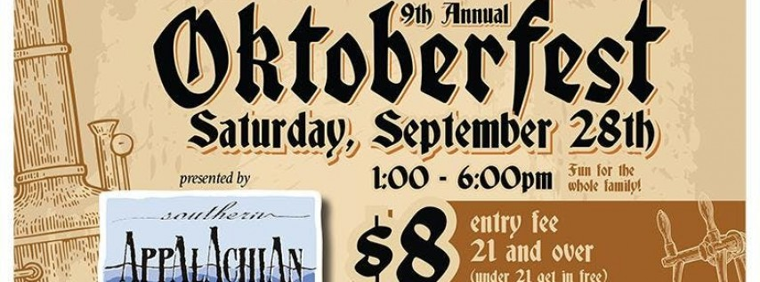 9th Annual Hendersonville Oktoberfest