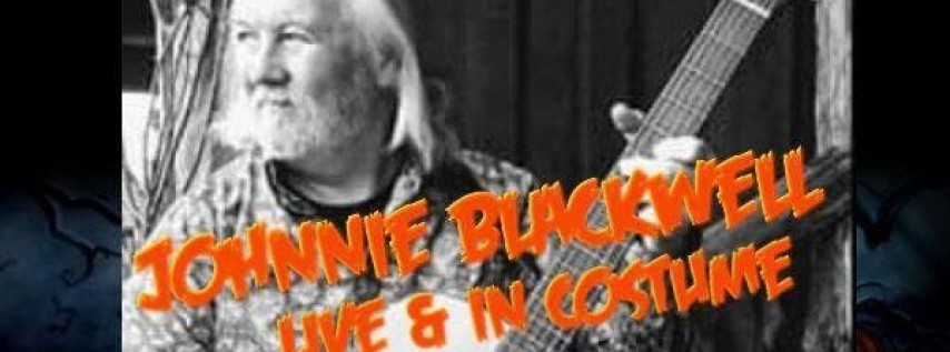 Johnnie Blackwell Halloween Show: Re-Possessed Guitars