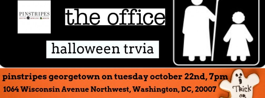 The Office Halloween Episodes Trivia at Pinstripes Georgetown