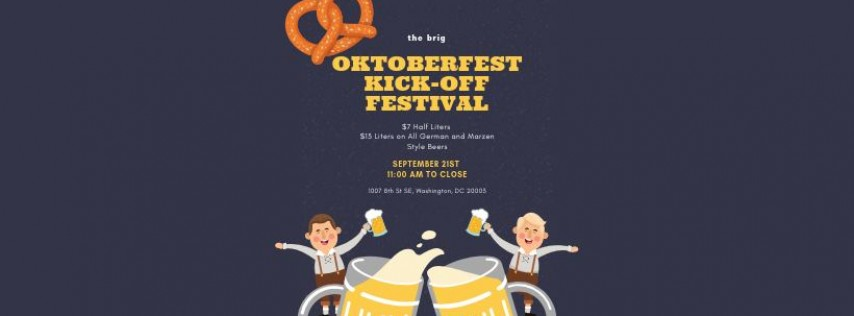 Oktoberfest Kick-Off Festival