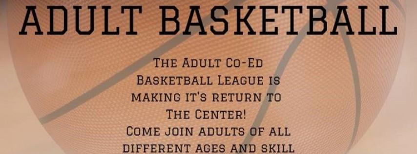 Adult Basketball: Registration Deadline October 16th