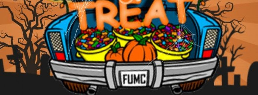 Trunk Or Treat and Costume Contest
