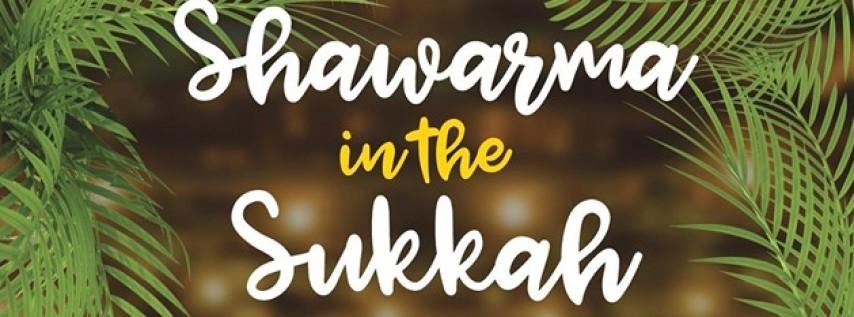 Shwarma in the Sukkah