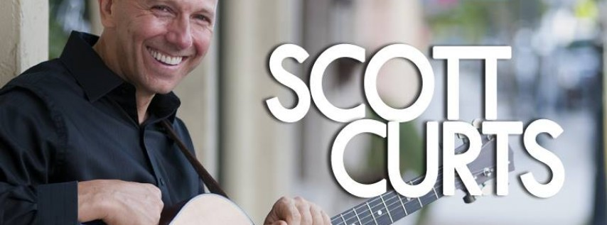 Live Music: Scott Curts