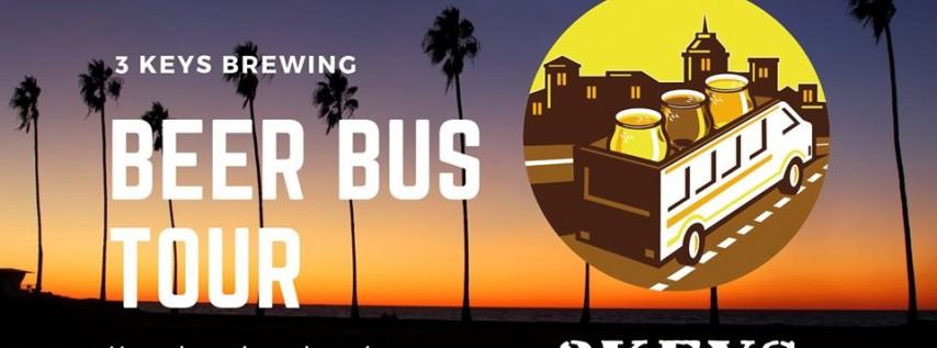 Brew Bus Tour - September