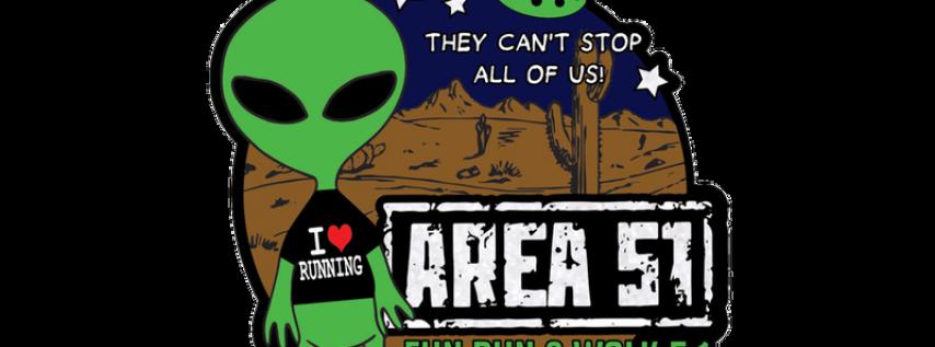 2019 AREA 51 Fun Run and Walk 5.1 -Las Vegas