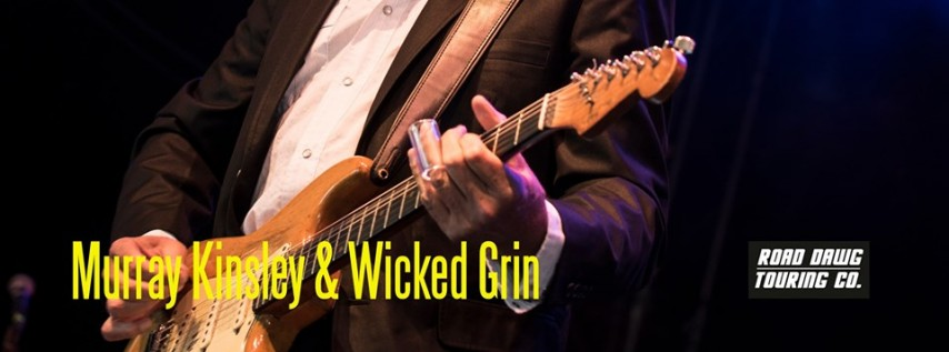Murray Kinsley & Wicked Grin Trio at Englewood's on Deareborn