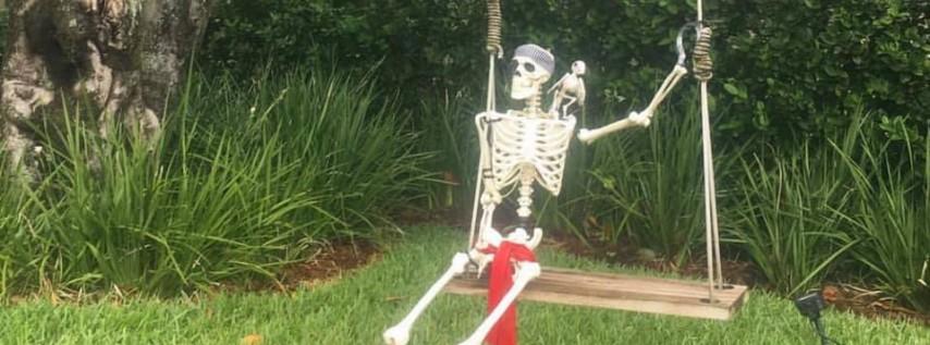 Haunted Tampa Halloween Tour- 5 Miler