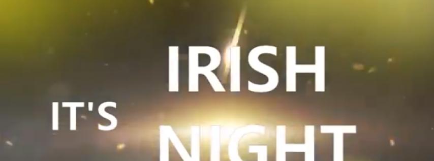 Irish Night with Malarkey