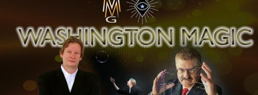 Washington Magic - October 31, 2019 - Special Halloween & Anniversary Show