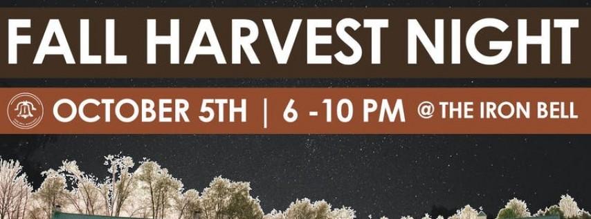 Iron Bell Ministries Harvest Fall Night
