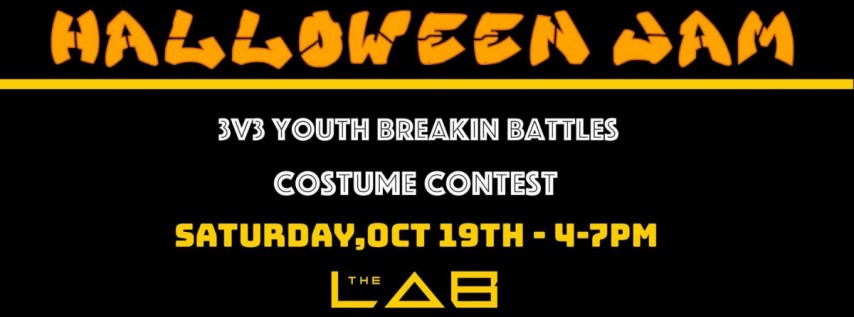 The Lab Halloween Jam