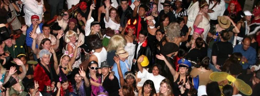 Annual Giant Halloween Graveyard Jam