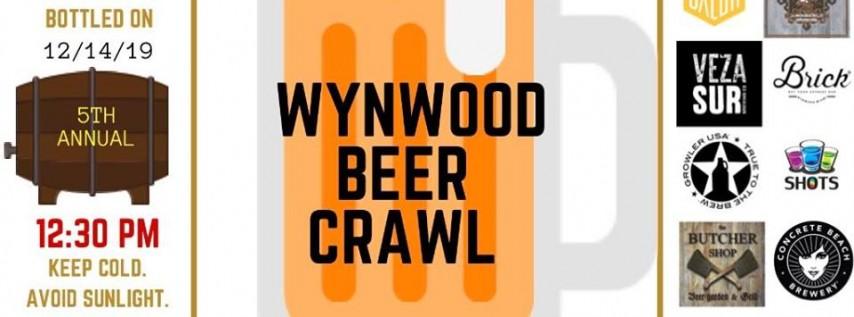 Wynwood Arts District Bar Crawl