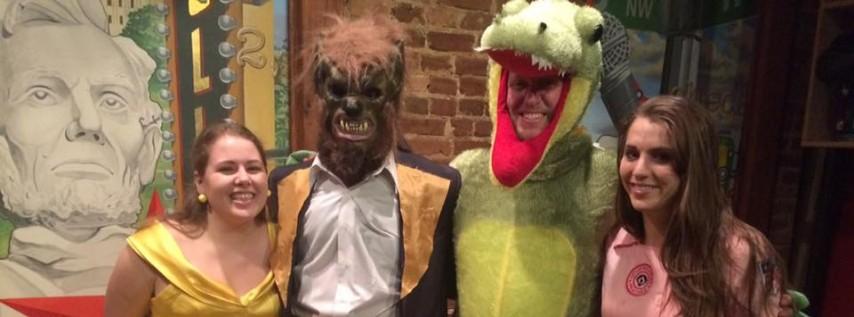 Kostume Karaoke: Halloween Kostume Kontest!