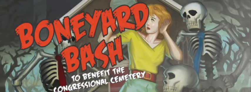Boneyard Bash to benefit the Historic Congressional Cemetery