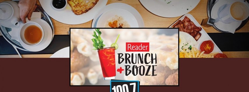 Join the Roadies at Reader Brunch & Booze!