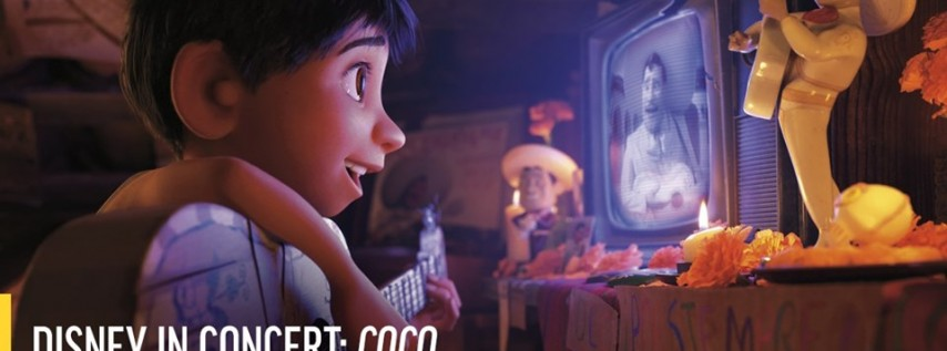 Disney in Concert: 'Coco'