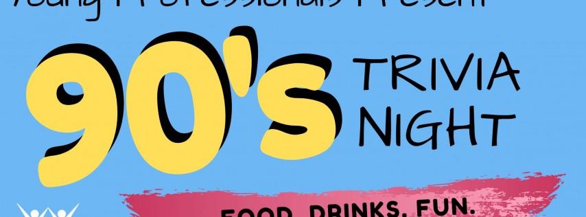 90s Trivia Night (21+)