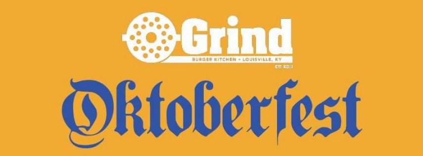 Grind's 7th Annual Zinzinnati Oktoberfest