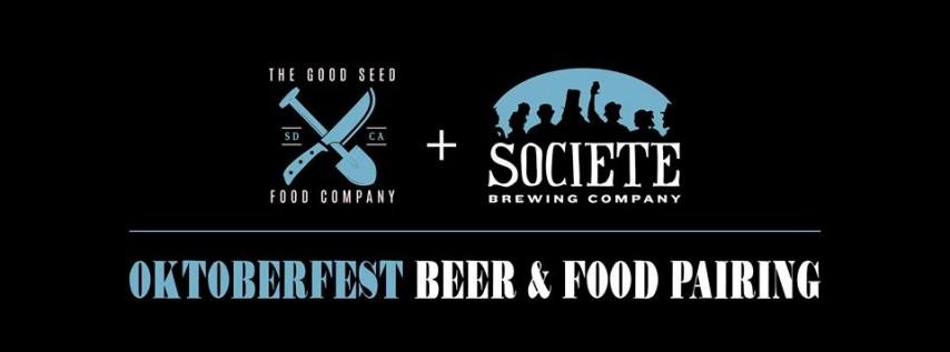 Oktoberfest Beer & Food Pairing