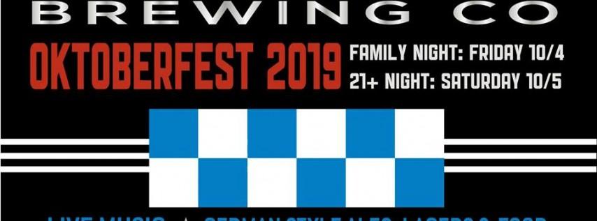 Daredevil Oktoberfest, 21+ Night 10/5