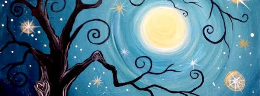 Twilight Wishes - *Lighted* Canvas