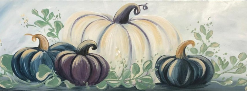 *NEW* - Pumpkins and Eucalyptus