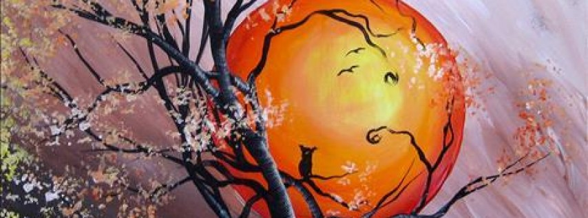 Harvest Moon - Art in the Afternoon
