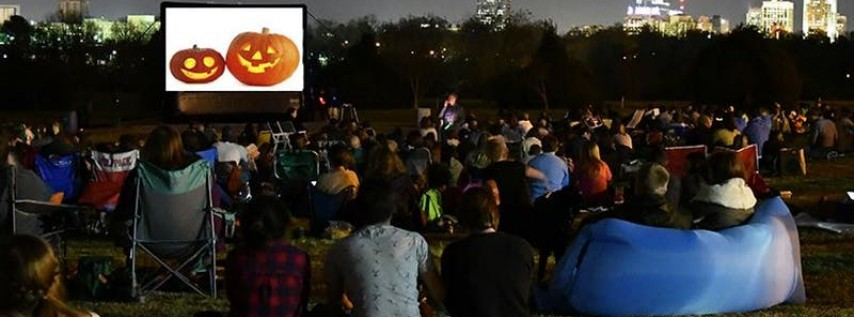 Movies at Dix Park - Halloween Double Feature