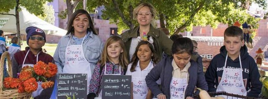 Green Our Planet's Fall 2019 Student Farmers Market (School sign up)