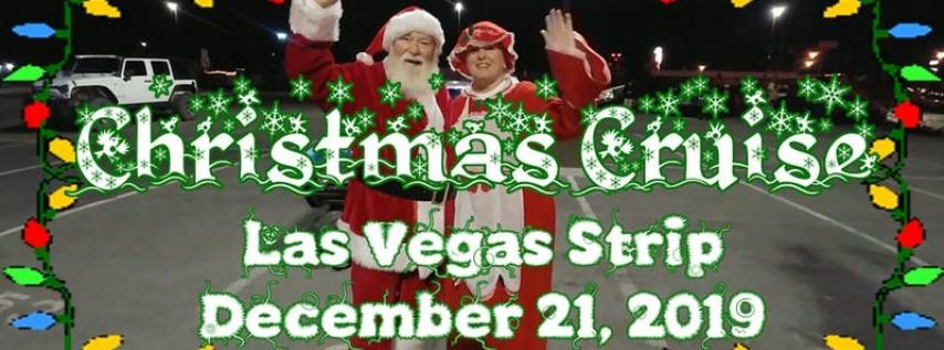 2019 Christmas Strip Cruise - Ho, Ho Hot Rods Take 2