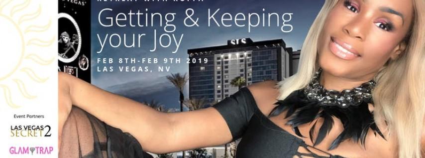 Retreat with Koffa: Getting & Keeping your Joy: Sponsorship Portal