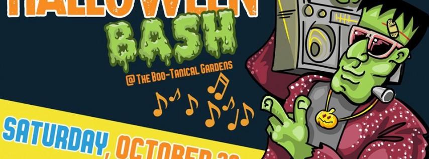 Halloween Bash at the Boo-tanical Gardens