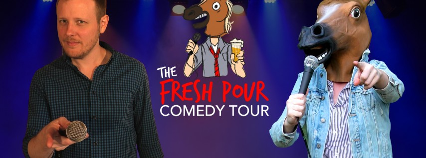 The Fresh Pour Comedy Tour @ TailGate Music Row in Midtown
