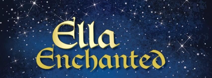 Ella Enchanted at the Center