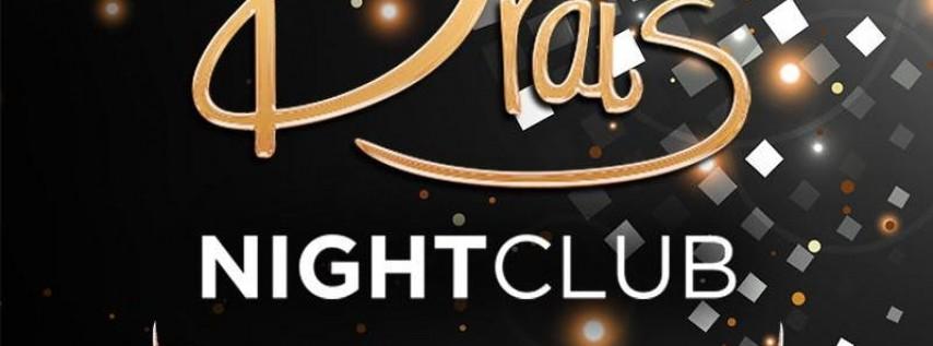 New Years Eve - NYE - Drai's Nightclub - Vegas HipHop - Dec 31