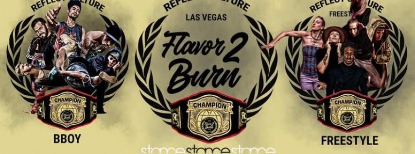 Flavor 2 Burn Vegas