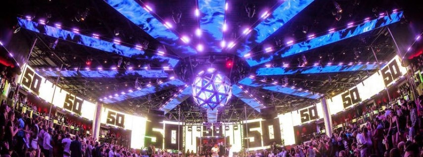 #1 Rooftop Nightclub - Drais Las Vegas - Guest List - 2/2