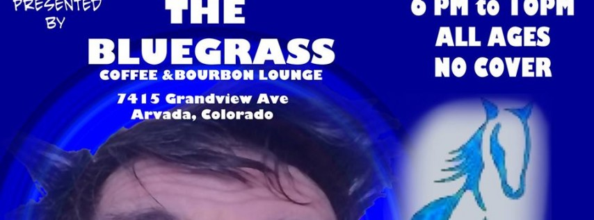 Tony At the Bluegrass