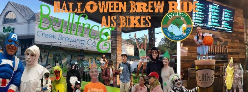 AJs Halloween Ride