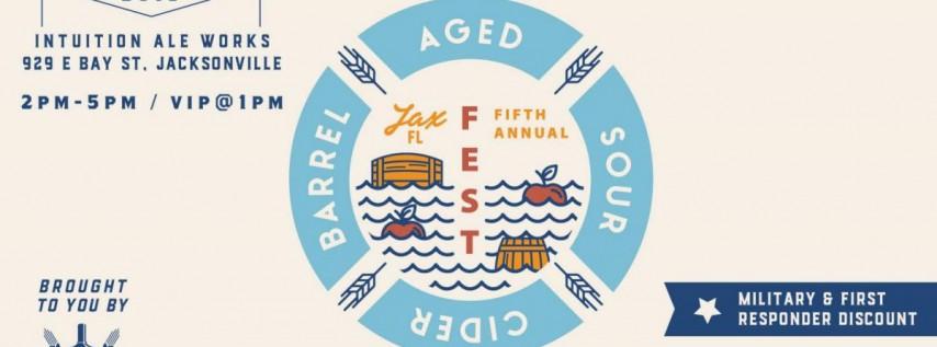 5th Annual FBG Barrel-Aged, Sour, & Cider Fest