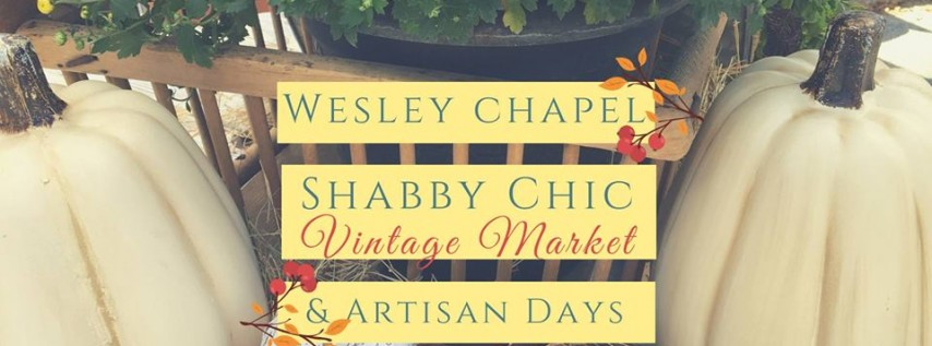 Fall Wesley Chapel Shabby Chic Vintage Market