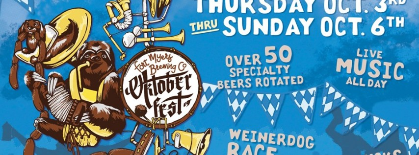 Oktoberfest at Fort Myers Brewing!
